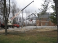 Structural Steel For Pool House