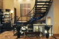 Glamorous Curved Staircase